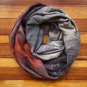 Soft infinity scarf